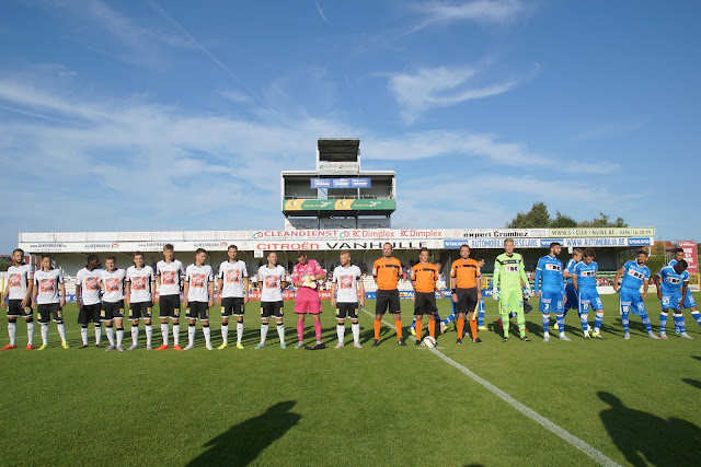 SV Roeselare vs AA Gent