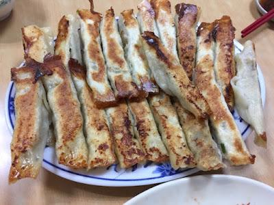 鍋貼 焼き餃子