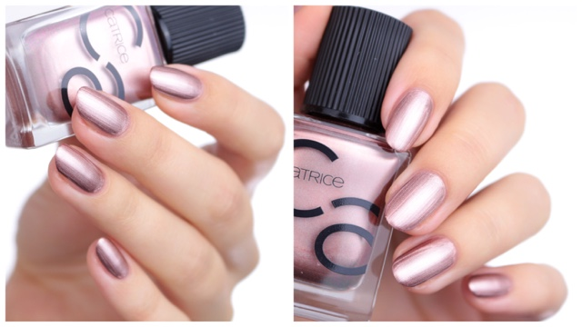 catrice iconails good as gold