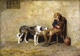 преданность собаки человеку