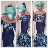 top lace and ankara aso ebi styles 2016