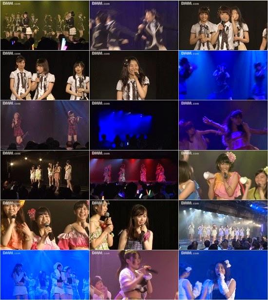 "(LIVE)(公演) SKE48 チームS ""制服の芽"" 公演 150510 & 150511"