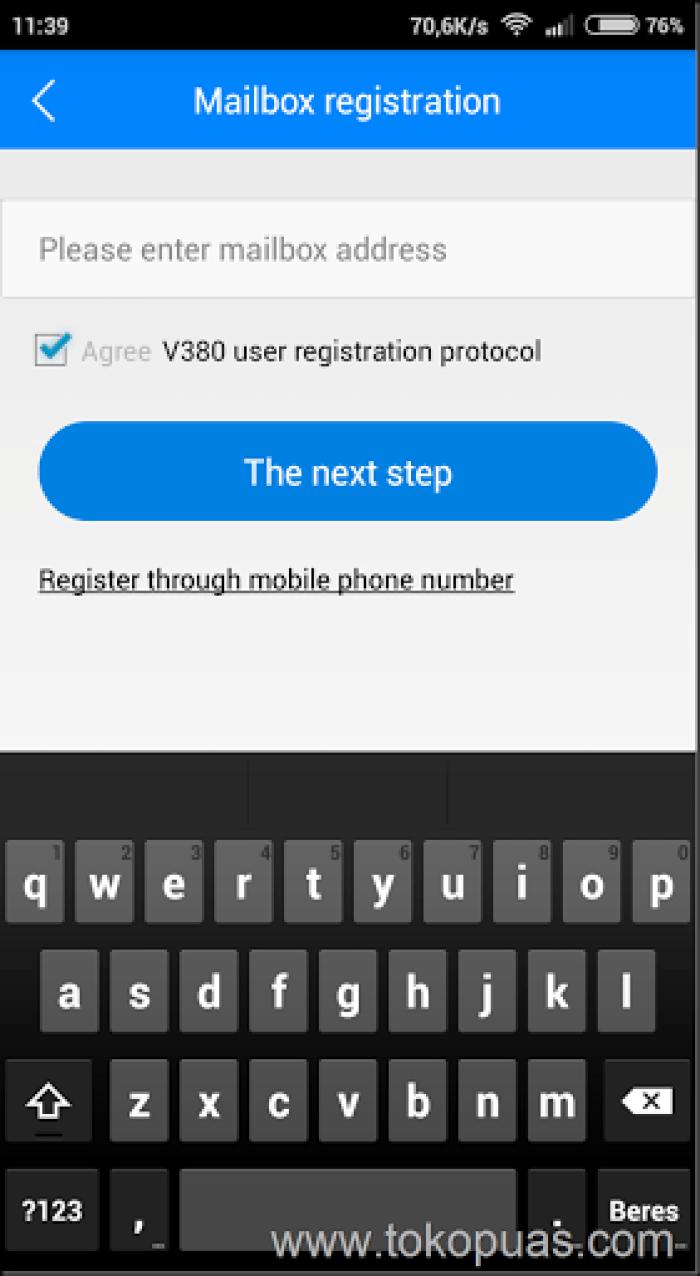 cara menggunakan cctv dengan mudah dan cepat..
