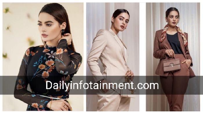 Minal Khan Mesmerising Photoshoot for Her own brand A&M Closet
