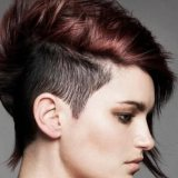 bold undercut hairstyles for women 2017