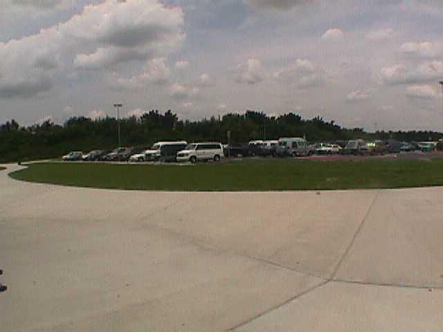0520Animal Kingdom Parking Lot