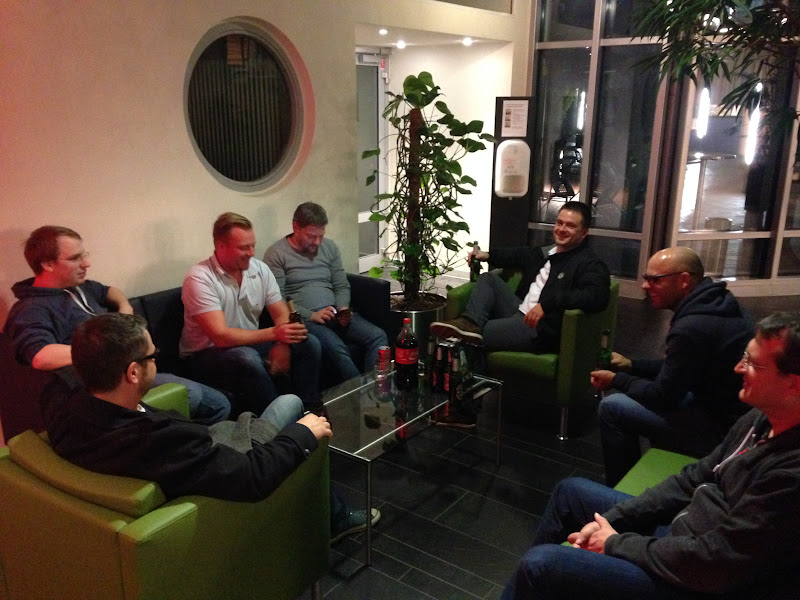 TechTalks and beer on Thursday evening