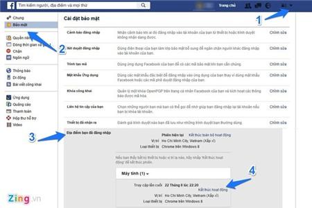 Cách khắc phục khi bị nhiễm mã độc chiếm tài khoản Facebook