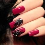 Different nail paint design 2017