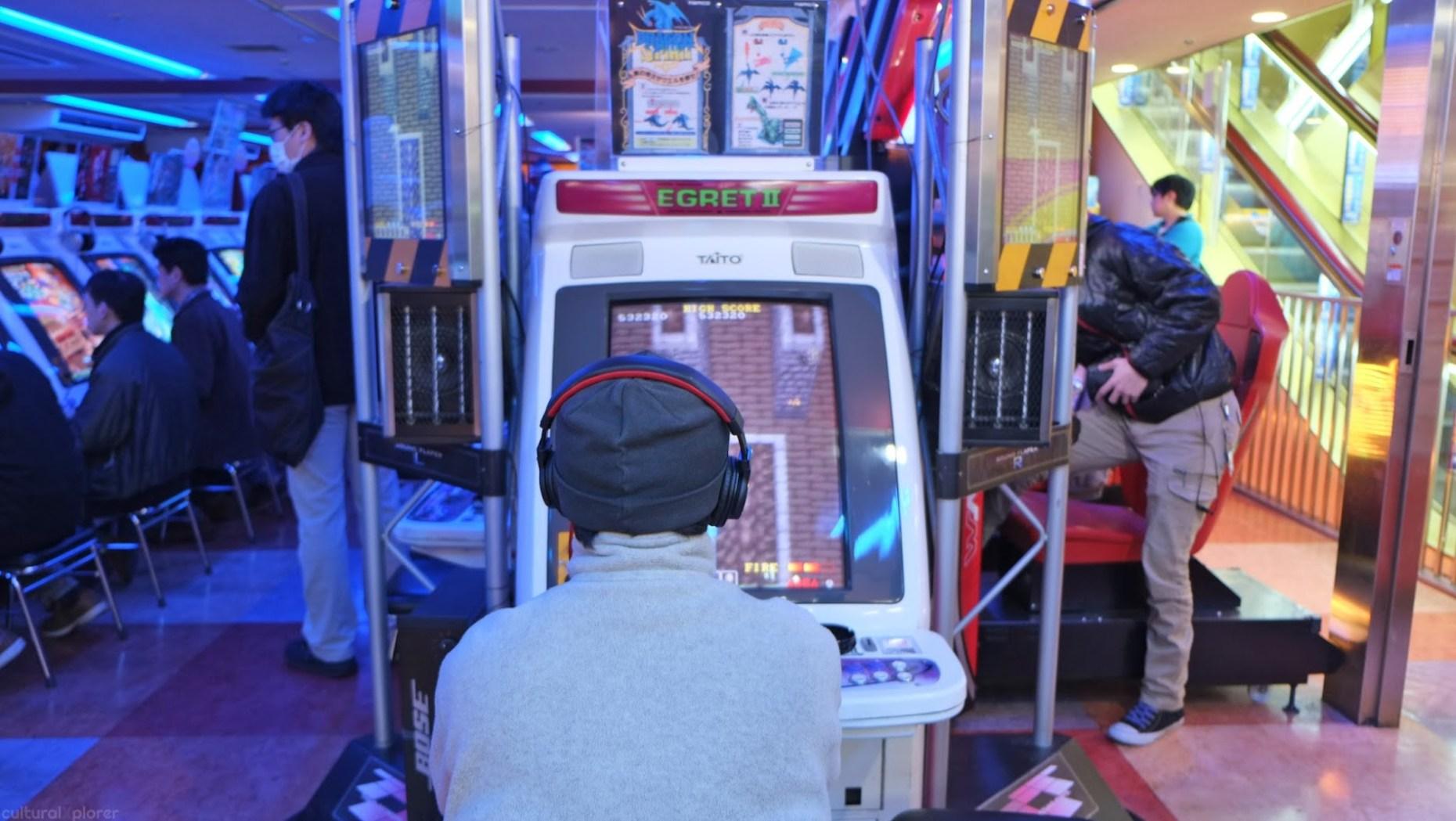 Taito HEY Arcade Tokyo