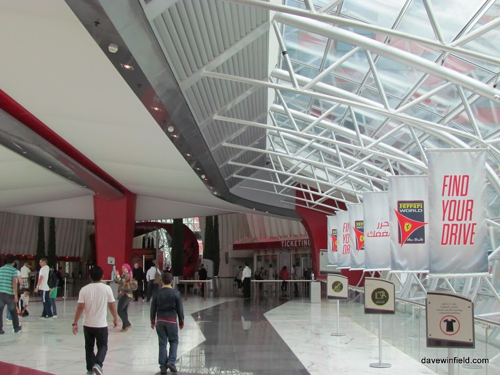 0060Ferrari World