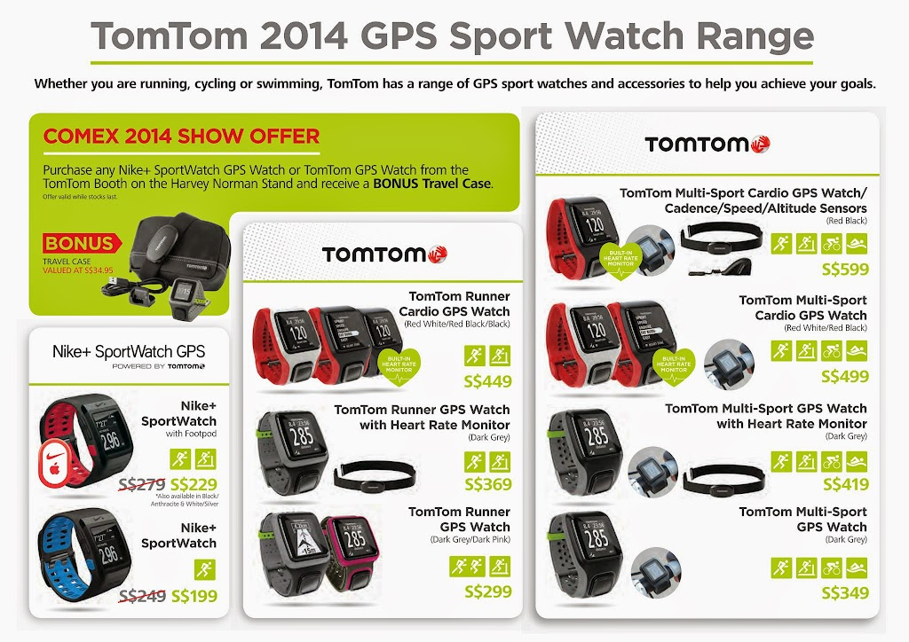 TomTom COMEX 2014 Flyer - Page 2