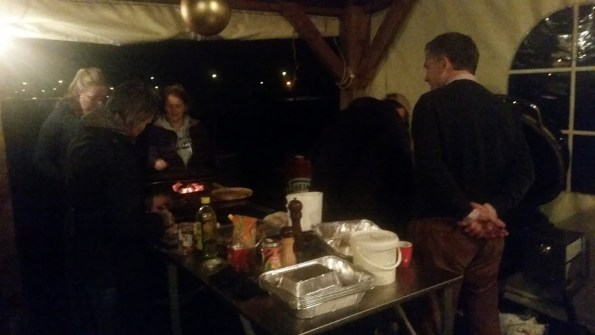 Komado BBQ workshop met Nous