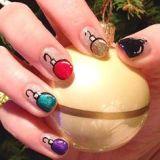 Cute Christmas Nail Art Designs