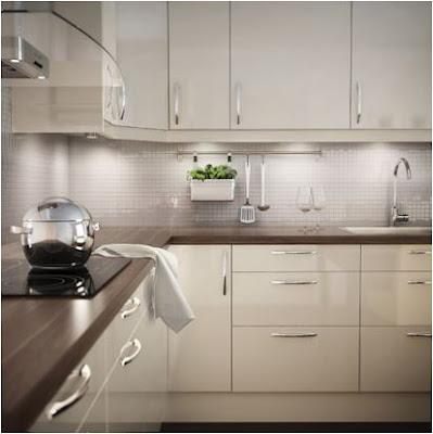 Dónde y cómo colocar los electrodomésticos en la cocina.