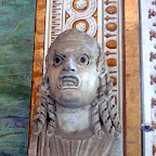 Creature from the Black Lagoon featured prominantly in ancient art.