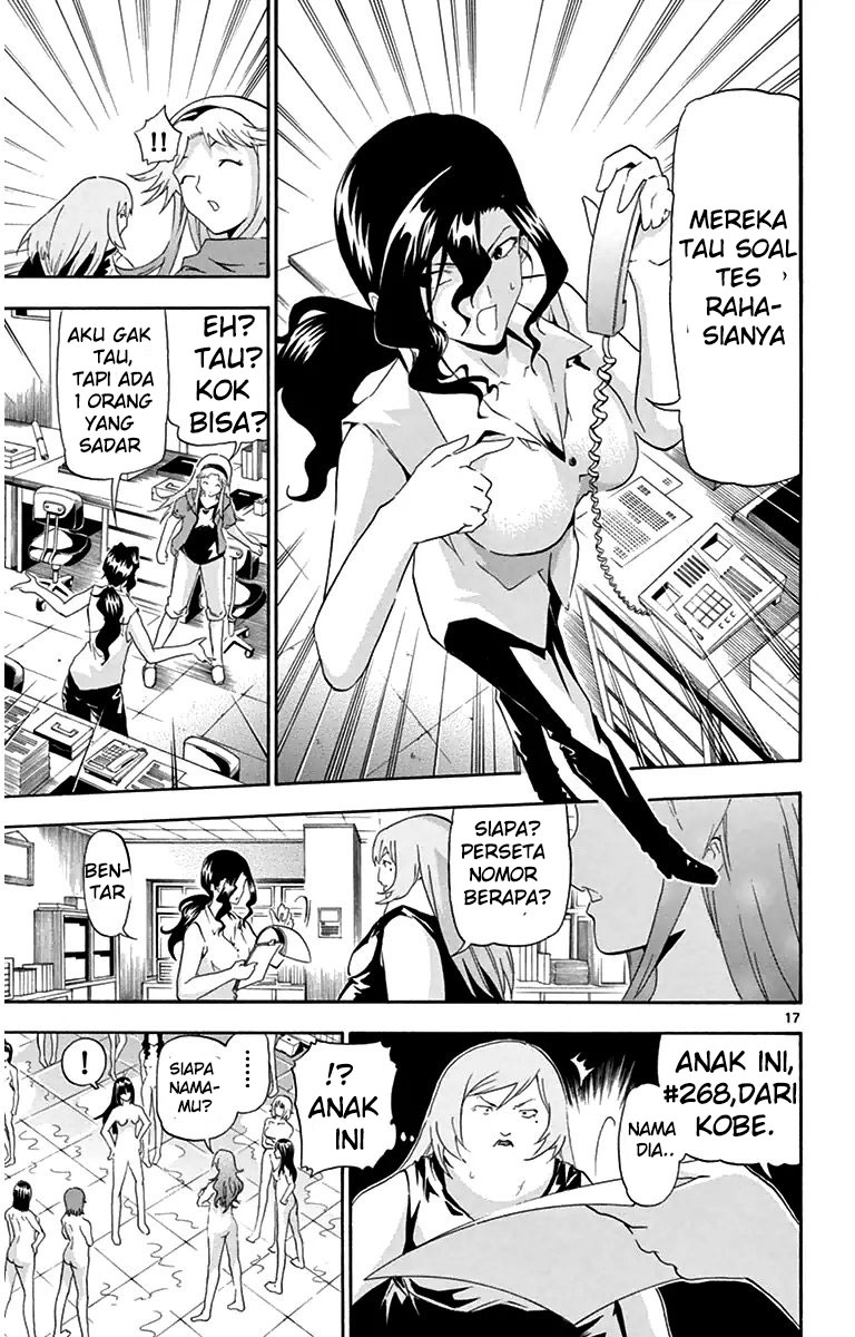 Keijo!!!!!!!!: Chapter 11 - Page 17
