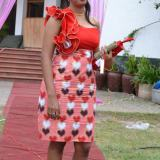 Latest African Girly Kitenge Outfit 2016