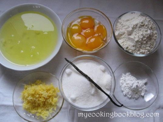 Реване с аромат на ванилия и лимон