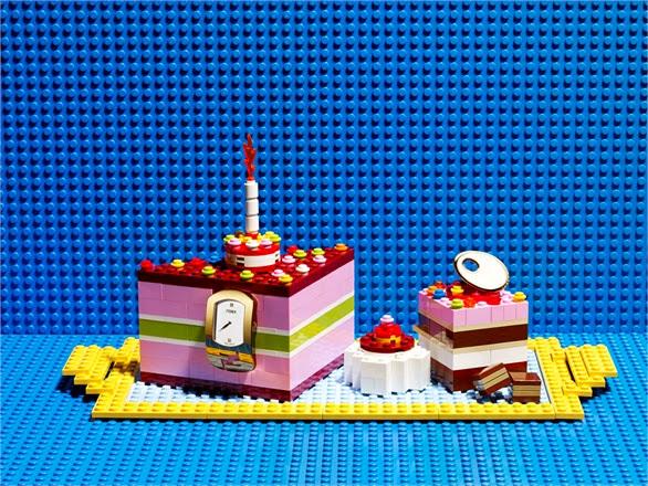 * LEGO x Vogue Gioiello:最俏皮的饗宴 5