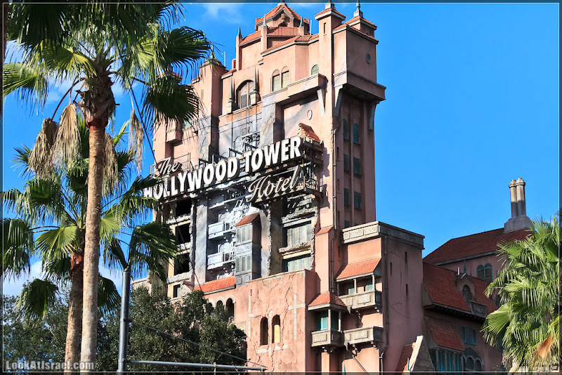Америка 2.0 / Орландо, Hollywood studios - Tower of Terror