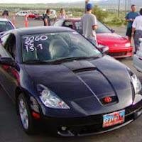 S.J.'s 2000 Toyota Celica GT-S ready to race