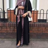 Casual hijab street style 2017