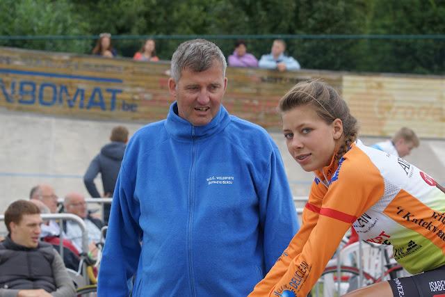 Kris Hanne en Shari Bossuyt