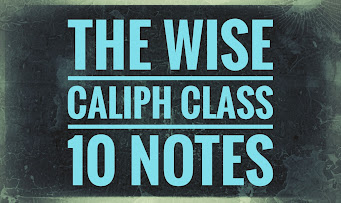 Chapter 1 The Wise Caliph Class 10 Notes