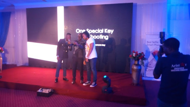 Exclusive Photos From Tecno Camon C9 Launch Event 1