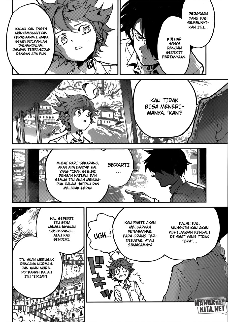The Promised Neverland: Chapter 123 - Page 7
