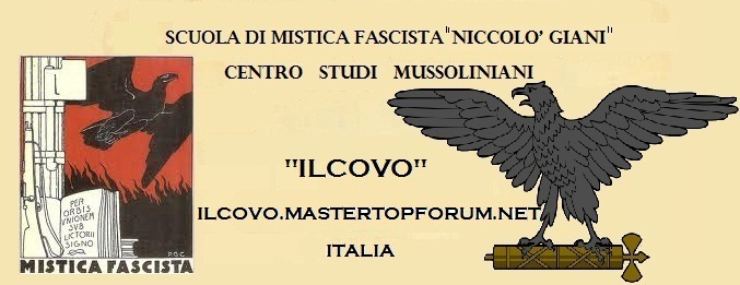 Chi siamo noi, cosa sono ilCovo e la Biblioteca Fascista!