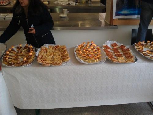 Bild vom spanischen Essen - der kalte Teil