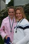 2006 NZ Pool Champs Silver Medalists Samantha Sanderson-Carter, Dannielle OConnor