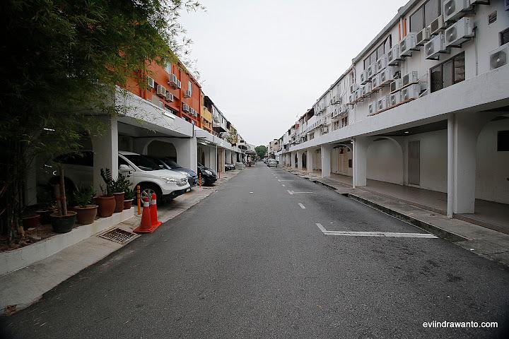 Bagian dalam Fenix Inn Hotel Melaka