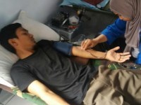 Bakti Sosial Donor Darah di Musholla Nur-Rokhim