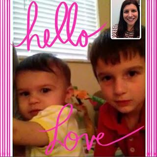 facetime, working mom hacks