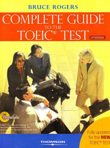 Download: The Complete Guide To The TOEIC Test ( pdf + 5 CD )