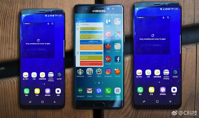 Samsung Galaxy S8 Won't Be Coming With An Under-Screen Fingerprint Scanner 1