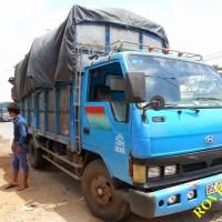 Máy trộn bê tông chuyển giao đi Phan Rang - Ninh Thuận