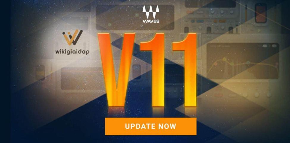 Waves V11 Complete Edition
