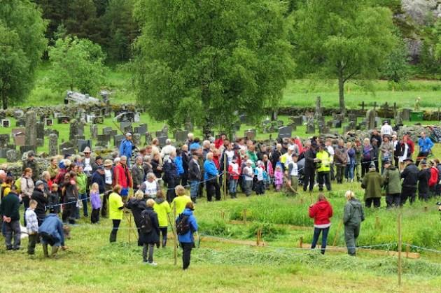 Kosidba u Norveskoj- Turisticka organizacija opštine Ljig190