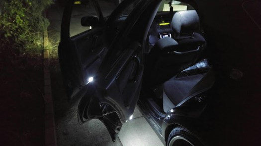 Front & Rear Door LED's