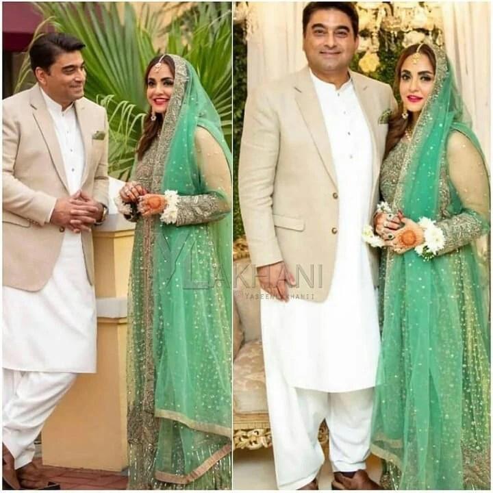 Nadia Khan third wedding