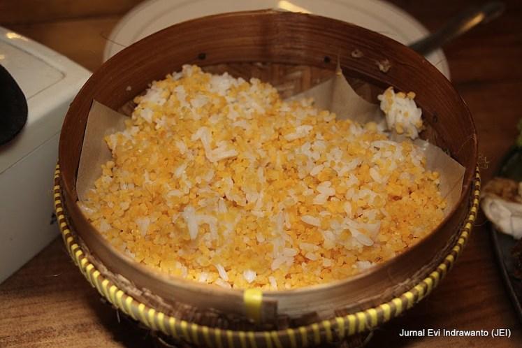 Wak..wak gung nasinya nasi jagung..