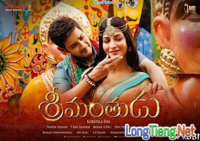 Xem Phim Chàng Trai Tuyệt Vời - Srimanthudu - phimtm.com - Ảnh 1