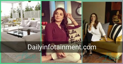 Actress Sarwat Gilani Luxurious House Awesome Pictures