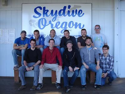 WDS skydive crew