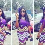 Nigerian fashionista Latest Ankara Styles