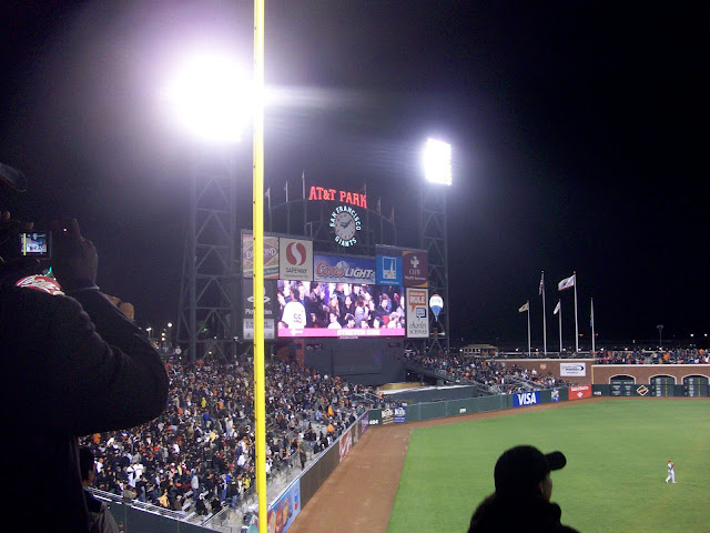 IVLP 2010 - Baseball in San Francisco - 100_1370.JPG